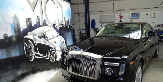 Rolls Royce WEB